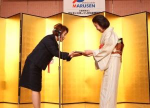 第10回「マルセンスポーツ・文化賞表彰式」13