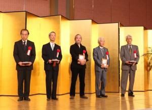 第10回「マルセンスポーツ・文化賞表彰式」11